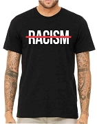 End Racism, Screen Printed T-Shirt