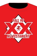 Fall 98 ZI Nu Testament 20th Anniversary Design, 2-DAY RUSH, Ethan Will Deliver