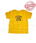 Future Iota Phi Theta T-shirt - EMBROIDERED with Lifetime Guarantee
