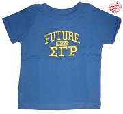 Future Sigma Gamma Rho T-shirt - EMBROIDERED with Lifetime Guarantee