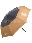 Iota Phi Theta Letter Umbrella with Crest (SAV)