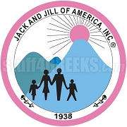 Jack And Jill Logo Patch