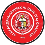 Kappa Alpha Psi Alexandria-Fairfax Alumni Chapter Logo Patch