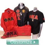 Fraternity Neo Package: Customize for Any Fraternity