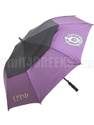 DISCONTINUED - Omega Psi Phi Letter Umbrella with Crest (SAV)