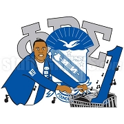 Phi Beta Sigma Radio Patch