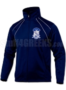 Phi Beta Sigma Large Crest Track Jacket, Royal (BAW)