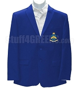 Pi Kappa Phi Blazer Jacket with Crest, Blue