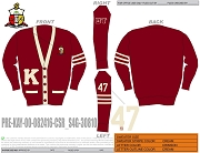 Kappa Alpha Psi Beta Tau Chapter Varsity Letter