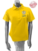 Sigma Gamma Rho Crest and 1922 Polo Shirt