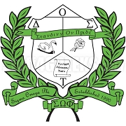 Sigma Omega Phi Crest Patch