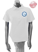 Zeta Phi Beta Logo Polo Shirt