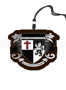 Knights Fraternity, Inc. Crest Tiki Necklace