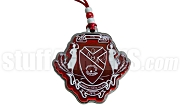 Lambda Theta Alpha Crest Tiki Necklace