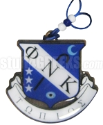 Phi Nu Kappa Crest Tiki Necklace