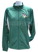 Eastern Star Track Jacket, Kelly
