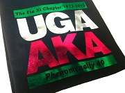 Eta Xi AKA 2012 Homecoming Tee