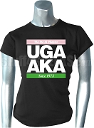 Alpha Kappa Alpha Eta Xi RUN DMC Shirt