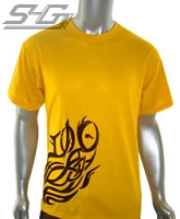 Iota Phi Theta Tribal Tattoo Screen Printed Tee