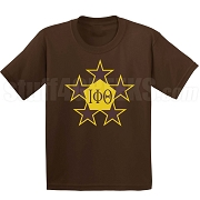 Iota Pentastar Screen Printed T-Shirt