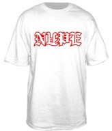 NUPE in Old English Screen Printed T-Shirt