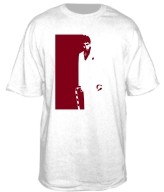 Nupe Scarface Screen Printed T-Shirt