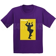 iPledged Omega Psi Phi Screen Printed T-Shirt, Purple