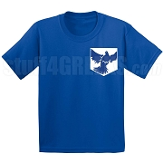 Big Dove Faux Pocket Screen Printed T-shirt