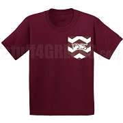 GSS Chevron Faux Pocket Screen Printed T-shirt