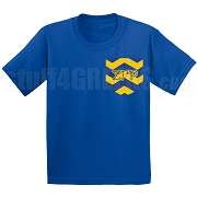 SGR Chevron Faux Pocket Screen Printed T-shirt