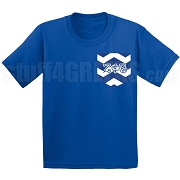 Zeta Phi Beta Chevron Faux Pocket Screen Printed T-shirt