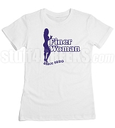 Zeta Phi Beta Finer Woman Since 1920 Screen Printed T-Shirt