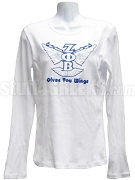 Zeta Phi Beta Gives You Wings Screen Printed T-Shirt