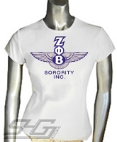 Z-Phi-B Bentley Logo Screen Printed T-Shirt