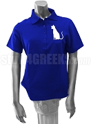 Zeta Phi Beta Large Cat Polo Shirt
