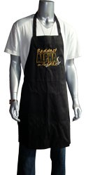 Baddest Alpha on the Grill Apron