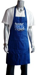 Baddest Sigma on the Grill Apron