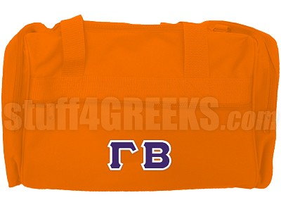 Gamma Beta Duffel Bag, Orange