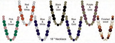 Beads Necklace (CQ)