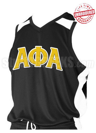 Custom Greek Basketball Jersey