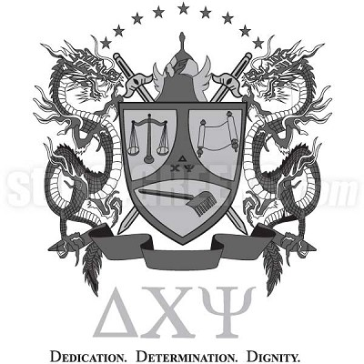 Delta Chi Psi Crest Patch