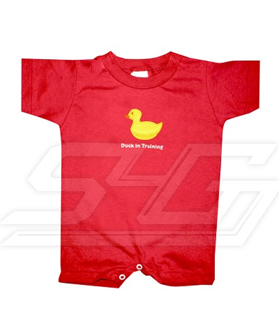 Duck in Training Romper