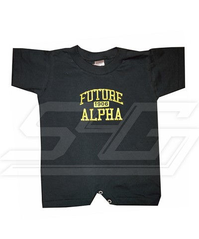 Future Alpha Romper