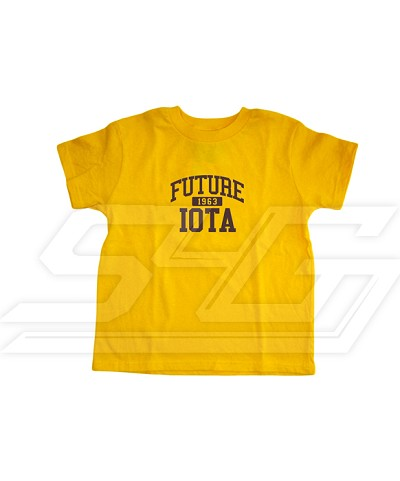 Future Iota Phi Theta Screen Printed T-Shirt
