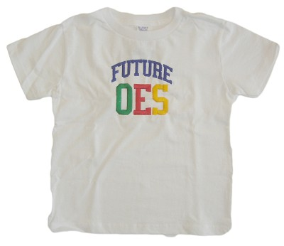Future OES (Order of Eastern Star) Screen Printed T-Shirt