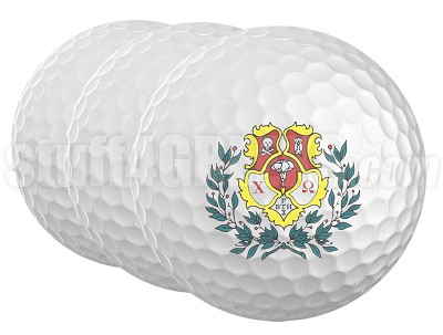 Chi Omega Golf Balls (Set of 150)
