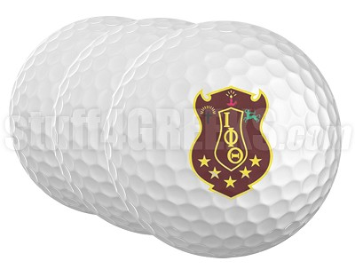 Iota Phi Theta Golf Balls (Set of 150)
