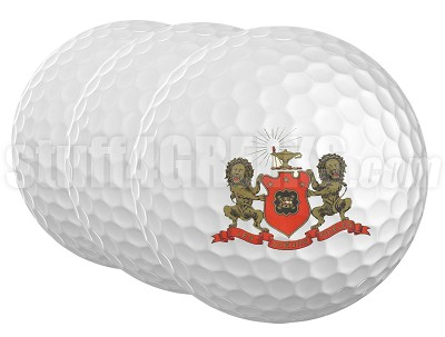 Phi Mu Golf Balls (Set of 150)