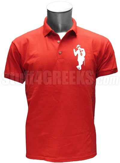 KAY Smooth Nupe Polo Shirt