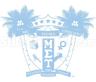 Mu Sigma Upsilon Shield (New)
